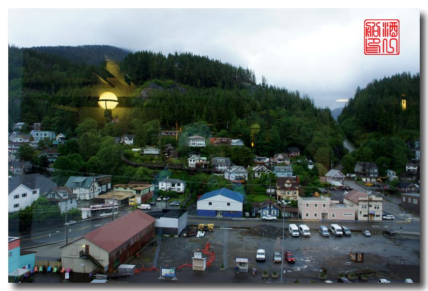 《原创摄影》:迷雾峡湾 (Misty Fjords) - 梦中的阿拉斯加之一_图1-2