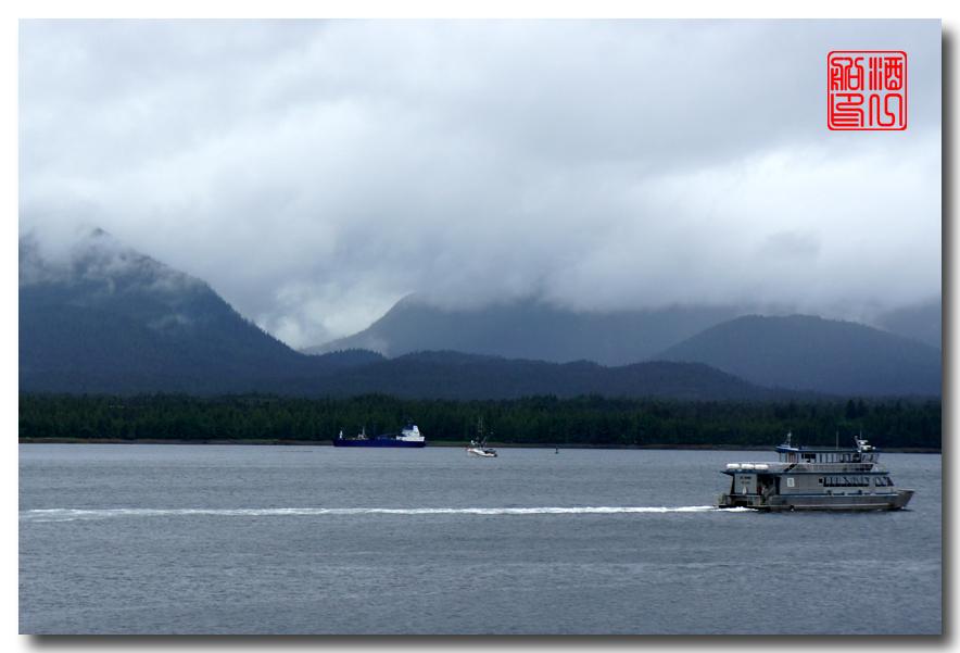 《原创摄影》:迷雾峡湾 (Misty Fjords) - 梦中的阿拉斯加之一_图1-3