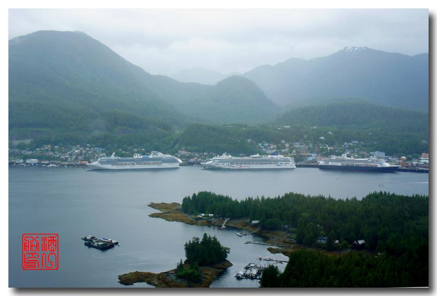 《原创摄影》:迷雾峡湾 (Misty Fjords) - 梦中的阿拉斯加之一_图1-7