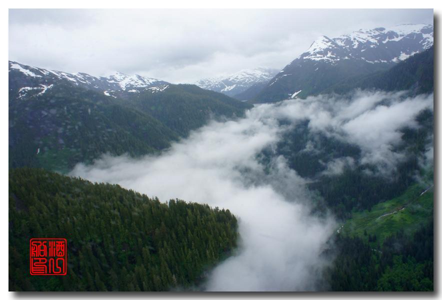 《原创摄影》:迷雾峡湾 (Misty Fjords) - 梦中的阿拉斯加之一_图1-10