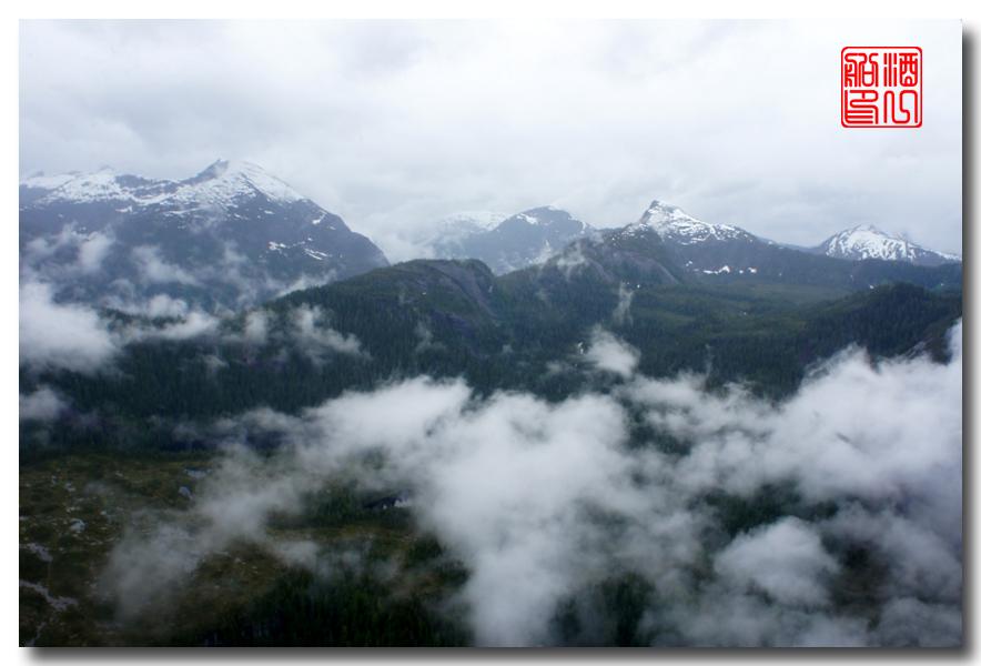 《原创摄影》:迷雾峡湾 (Misty Fjords) - 梦中的阿拉斯加之一_图1-11
