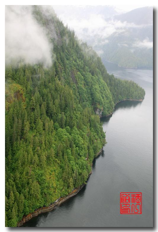 《原创摄影》:迷雾峡湾 (Misty Fjords) - 梦中的阿拉斯加之一_图1-20