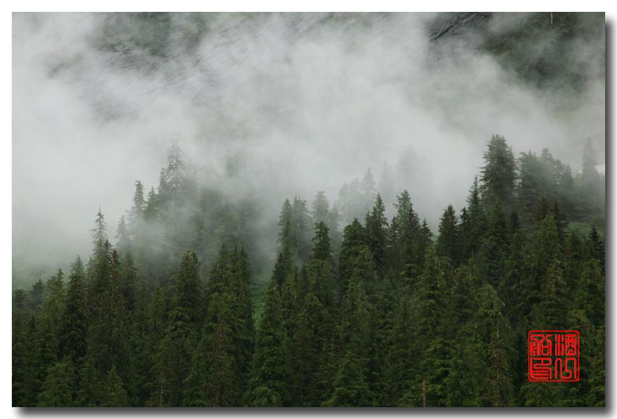 《原创摄影》:迷雾峡湾 (Misty Fjords) - 梦中的阿拉斯加之一_图1-30