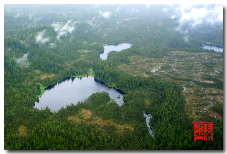 《原创摄影》:迷雾峡湾 (Misty Fjords) - 梦中的阿拉斯加之一_图1-36