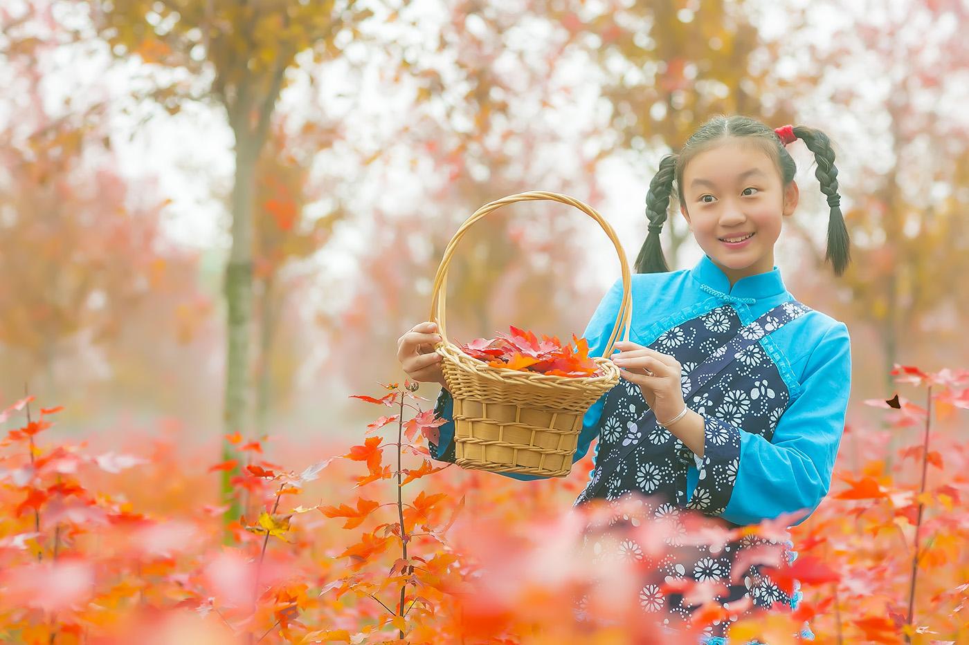 沂蒙山区竟然有这么一片童话般的树林 沂蒙小精灵火红的童年来袭 ..._图1-16