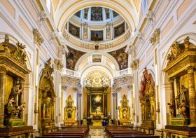 【自由鸟】马德里军人大教堂,很惊艳