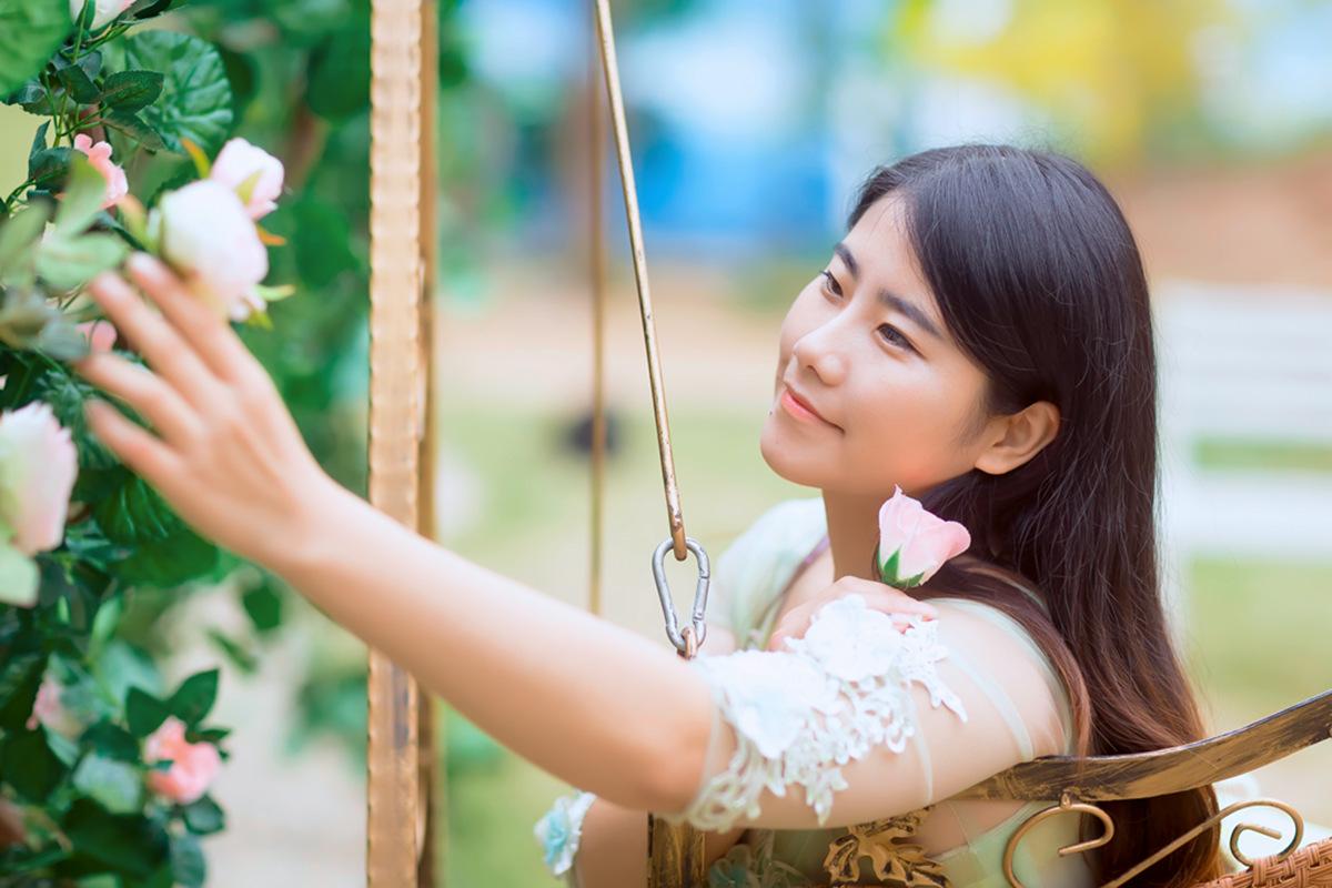 她从画中来第二季 临沂瑜伽女孩孟萍萍_图1-2