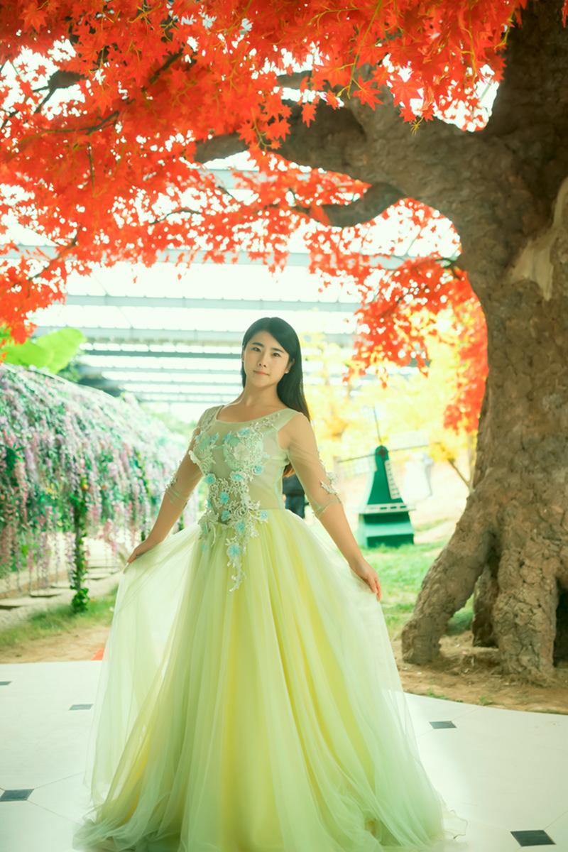 她从画中来第二季 临沂瑜伽女孩孟萍萍_图1-3