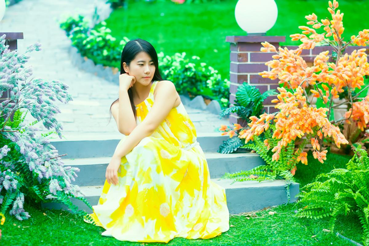 她从画中来第二季 临沂瑜伽女孩孟萍萍_图1-4