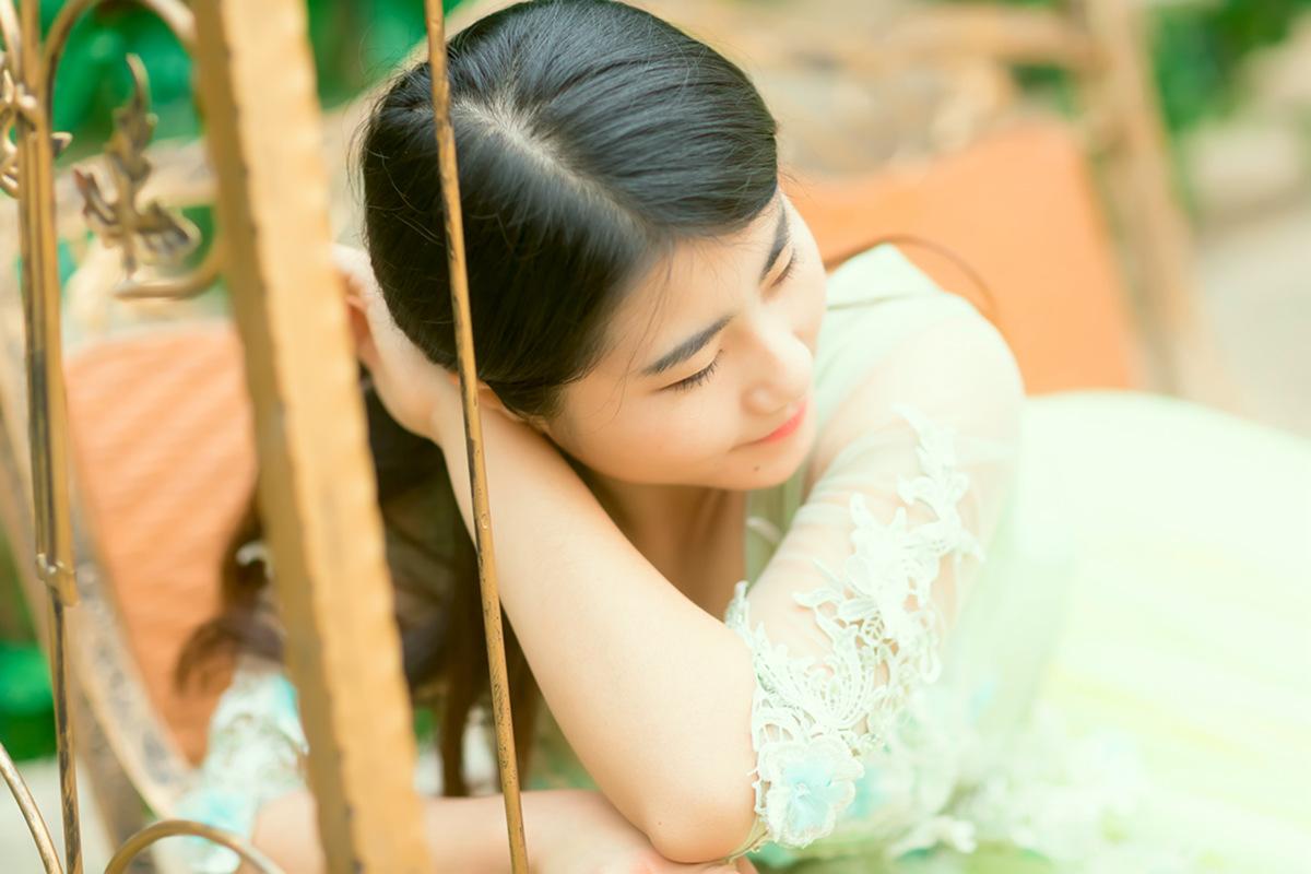 她从画中来第二季 临沂瑜伽女孩孟萍萍_图1-6