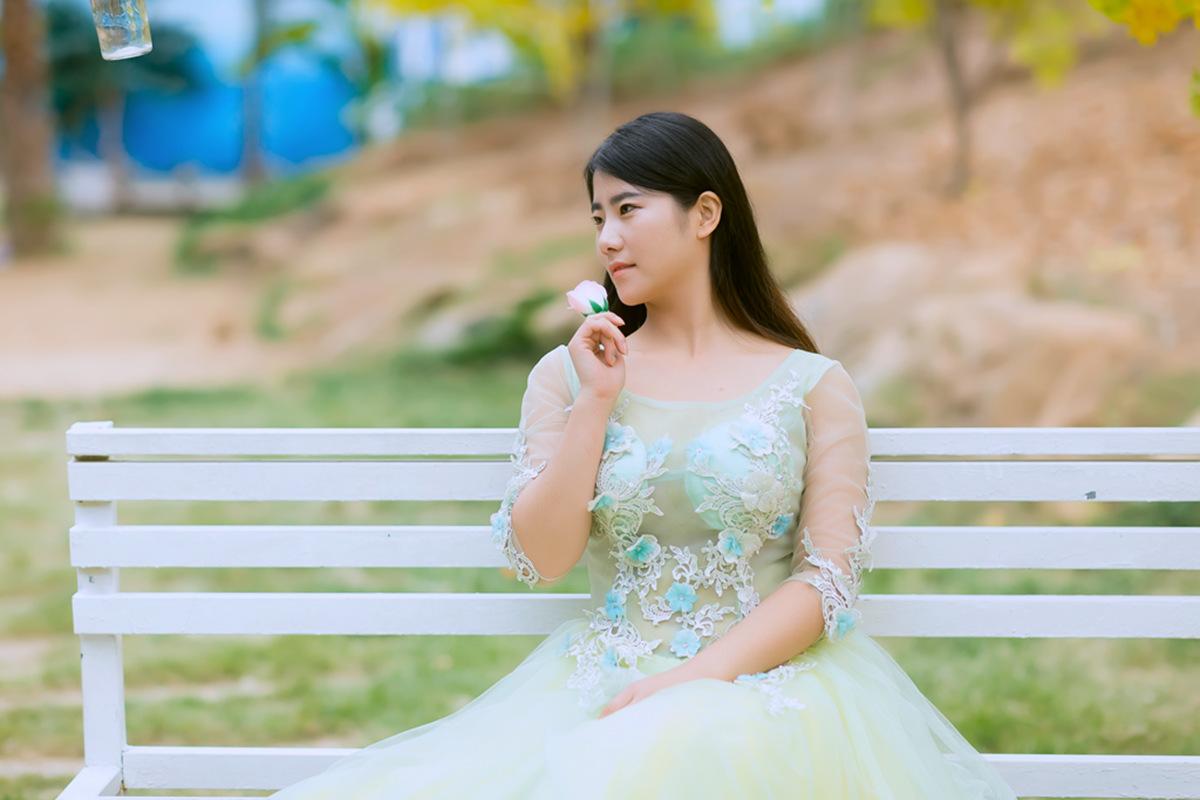 她从画中来第二季 临沂瑜伽女孩孟萍萍_图1-8