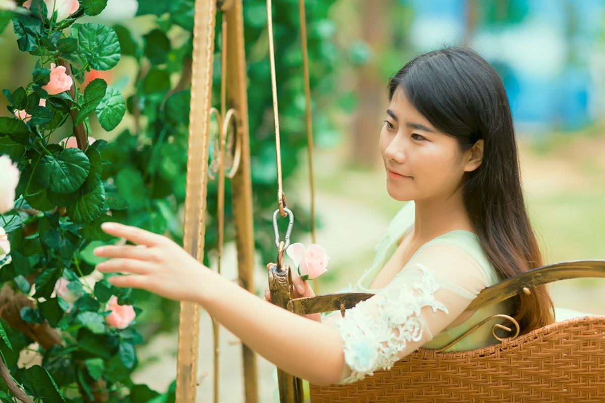 她从画中来第二季 临沂瑜伽女孩孟萍萍_图1-9