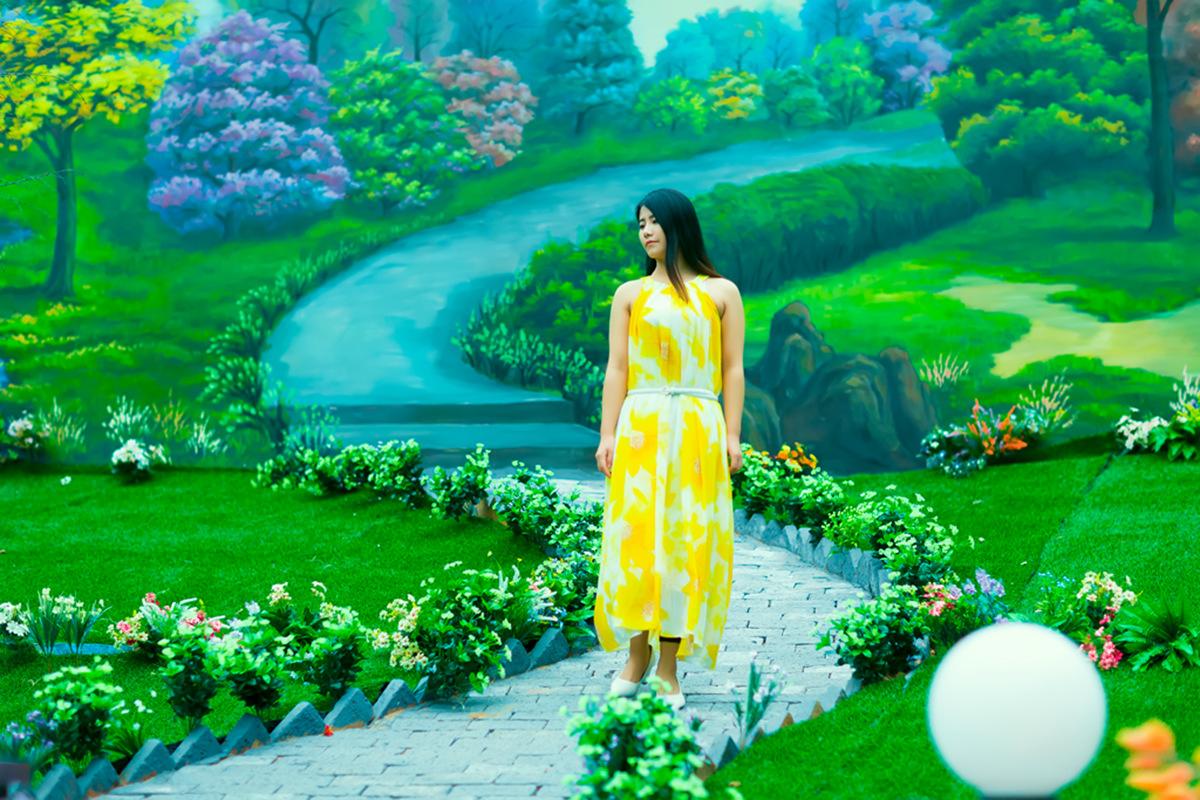 她从画中来第二季 临沂瑜伽女孩孟萍萍_图1-10