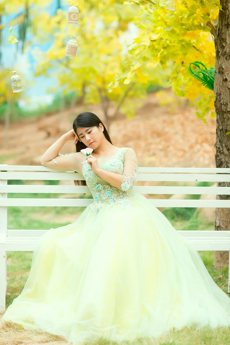 她从画中来第二季 临沂瑜伽女孩孟萍萍_图1-13