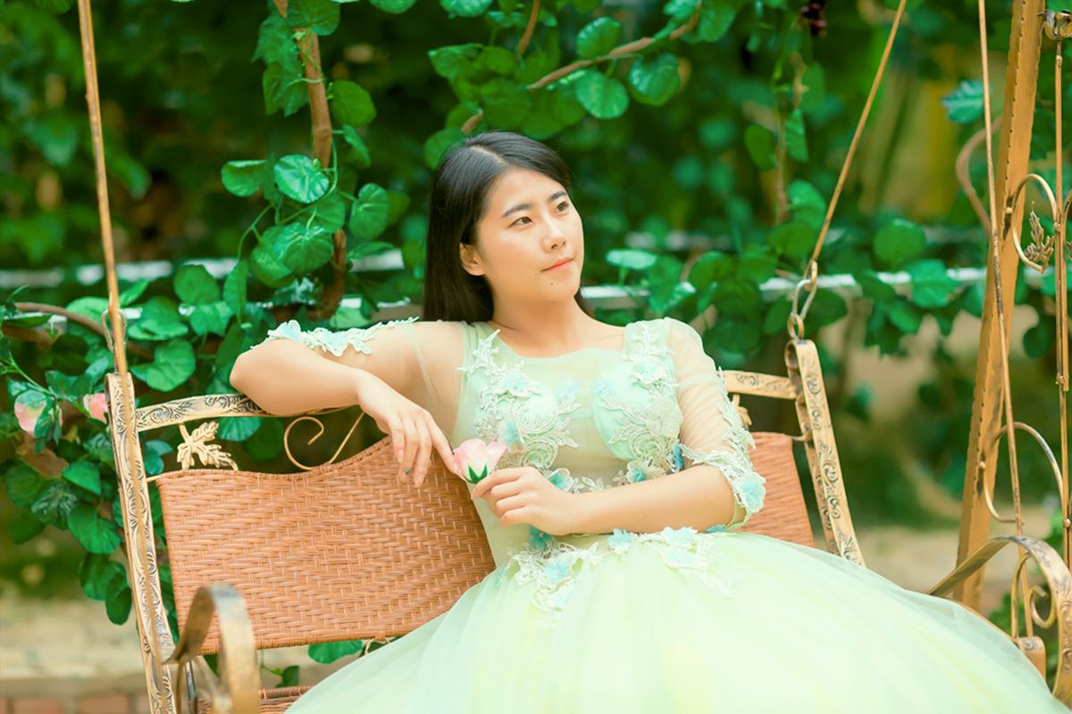 她从画中来第二季 临沂瑜伽女孩孟萍萍_图1-14