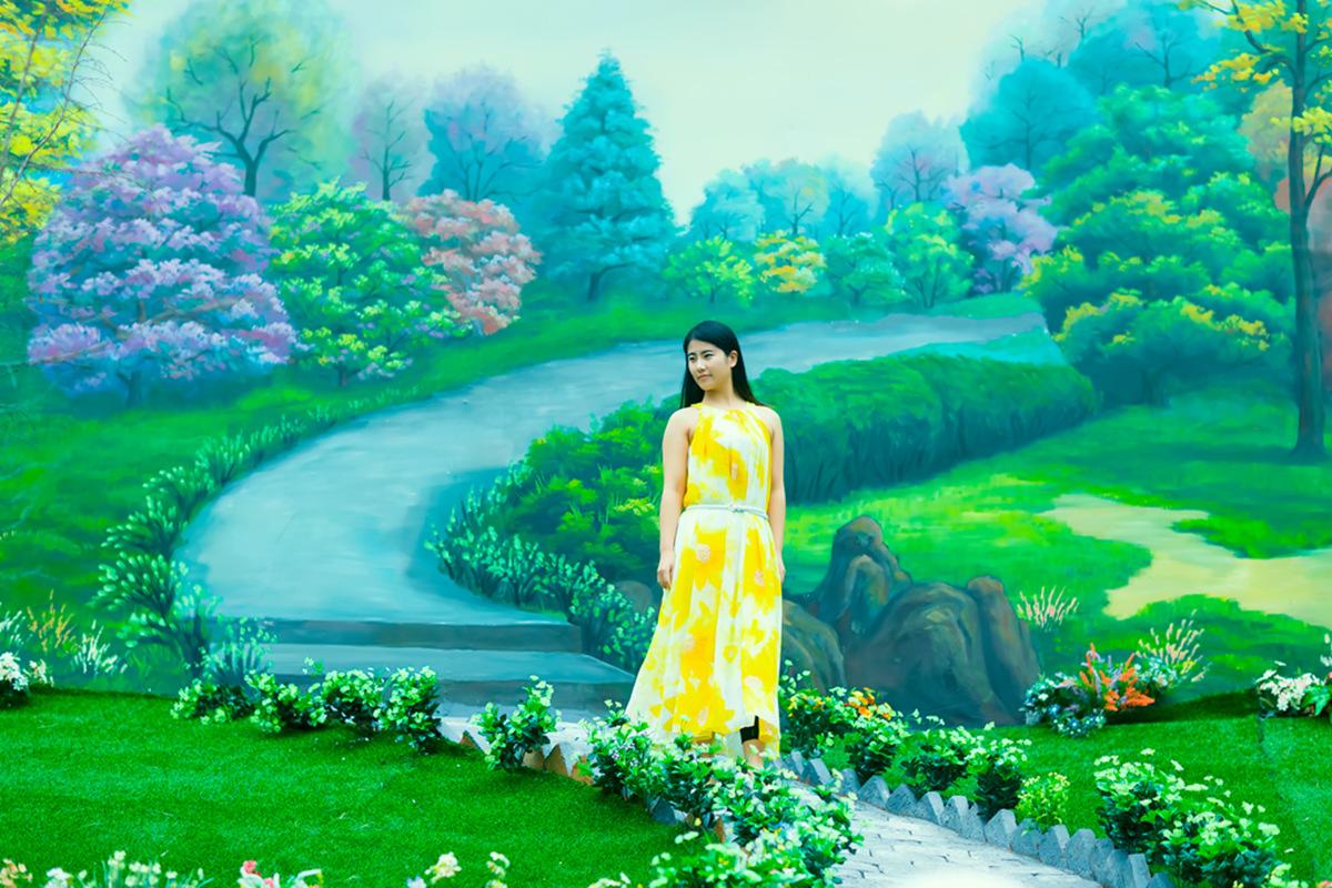 她从画中来第二季 临沂瑜伽女孩孟萍萍_图1-15