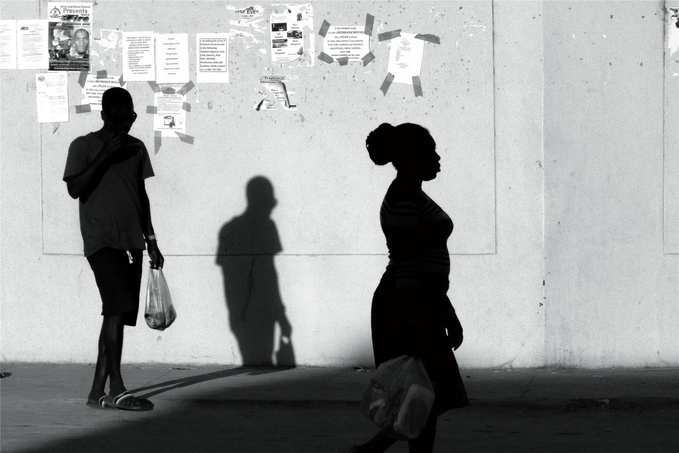 【原创实拍】黑色脸谱  ——行摄南部非洲(人像篇)_图1-1