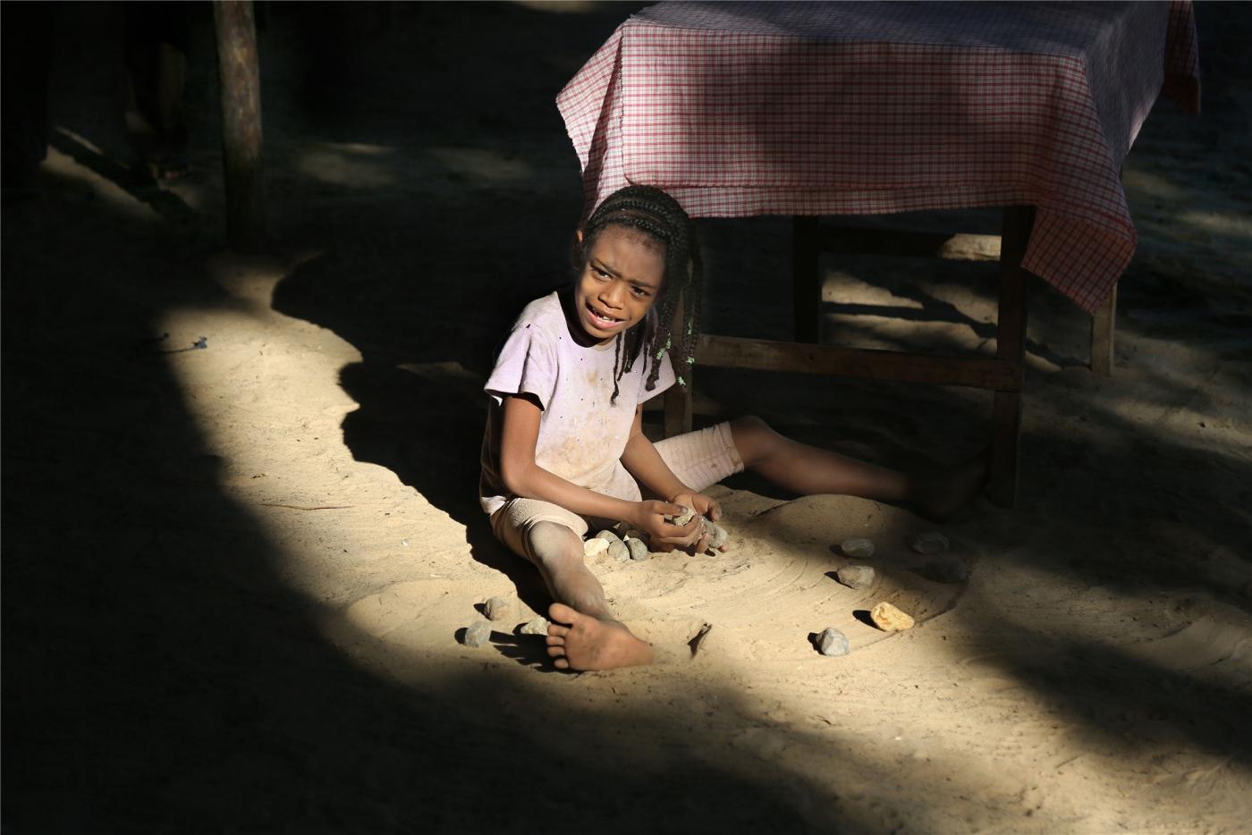 【原创实拍】黑色脸谱  ——行摄南部非洲(人像篇)_图1-3
