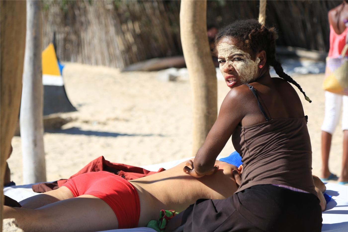 【原创实拍】黑色脸谱  ——行摄南部非洲(人像篇)_图1-5