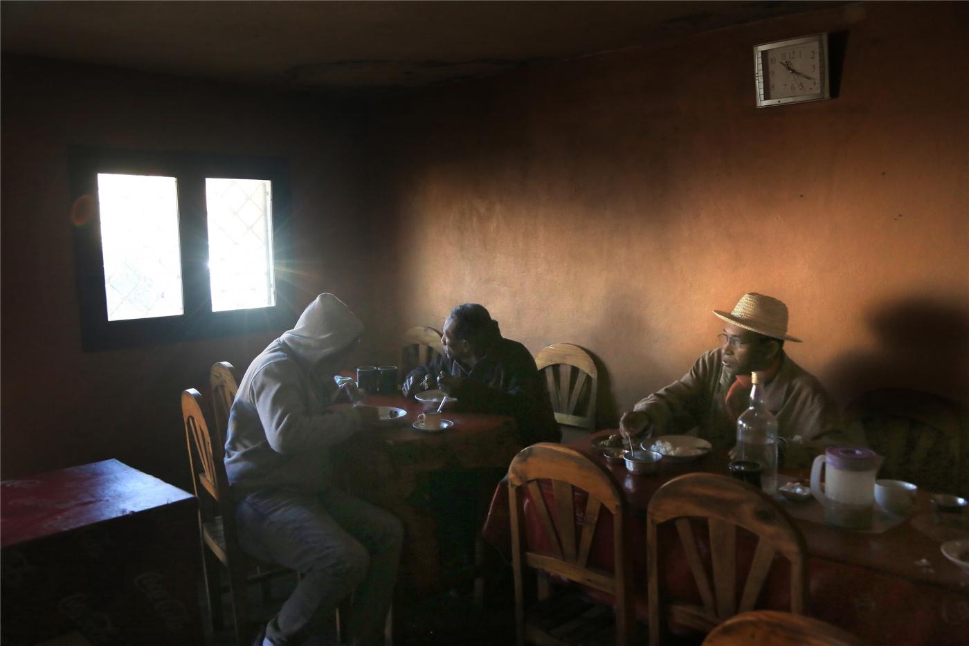 【原创实拍】黑色脸谱  ——行摄南部非洲(人像篇)_图1-7