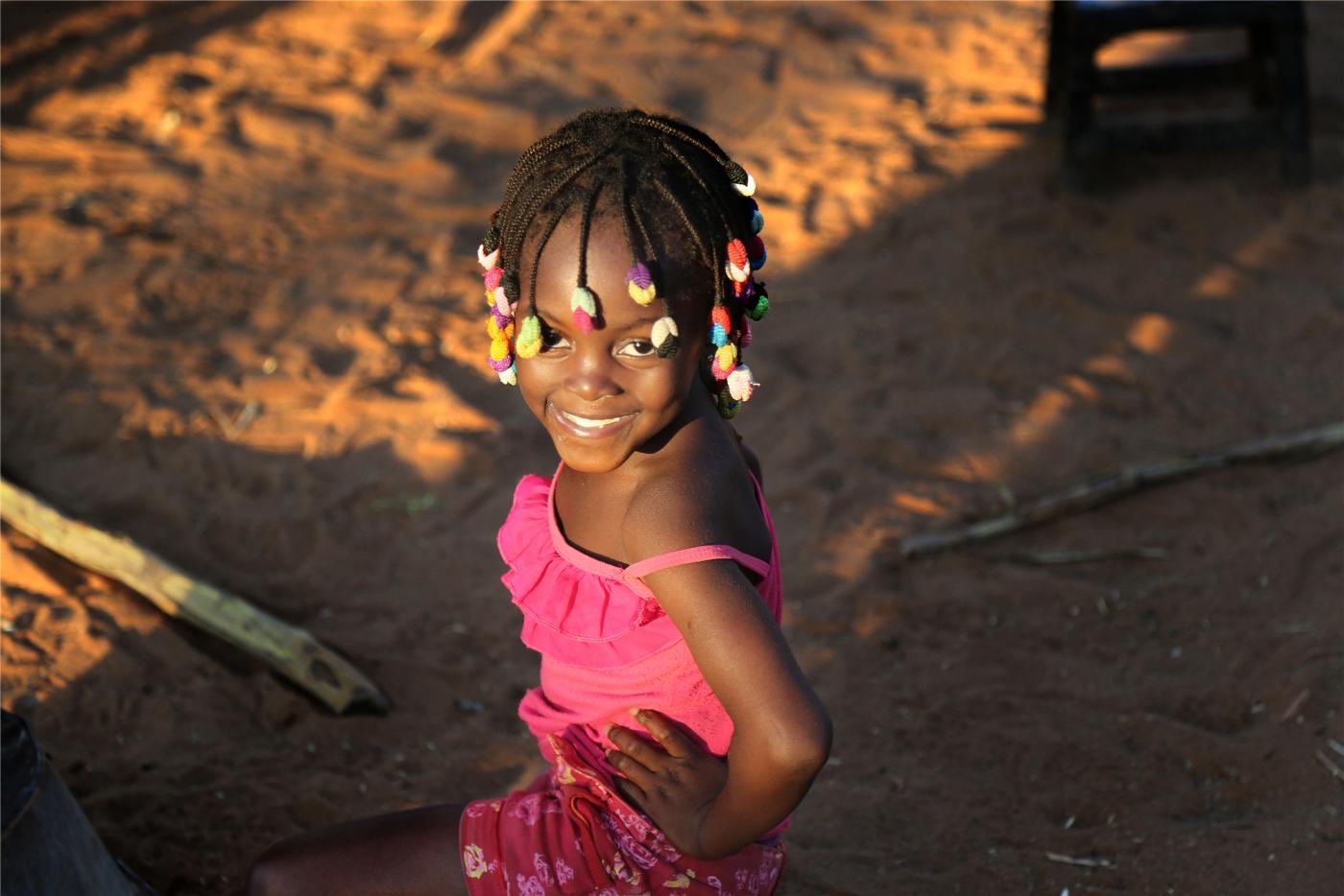 【原创实拍】黑色脸谱  ——行摄南部非洲(人像篇)_图1-17