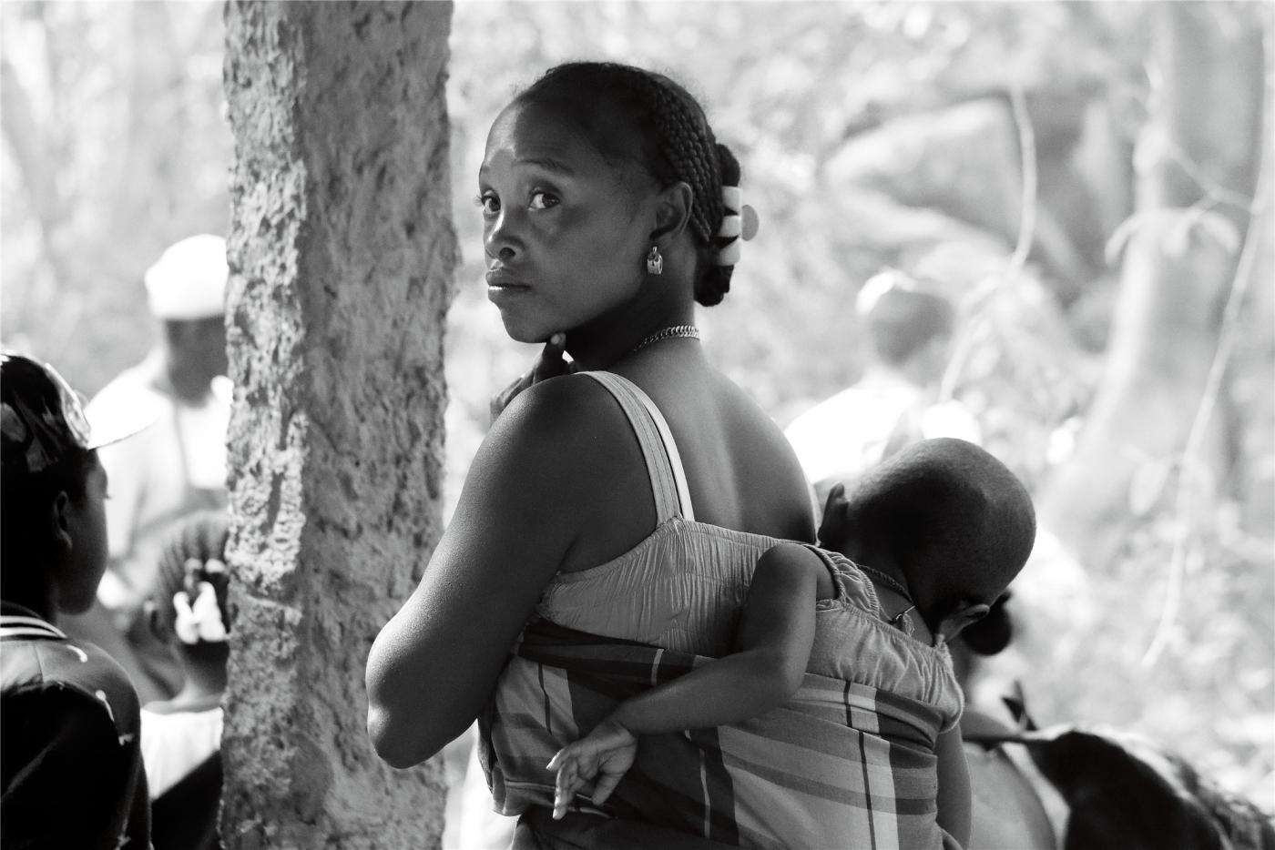【原创实拍】黑色脸谱  ——行摄南部非洲(人像篇)_图1-18