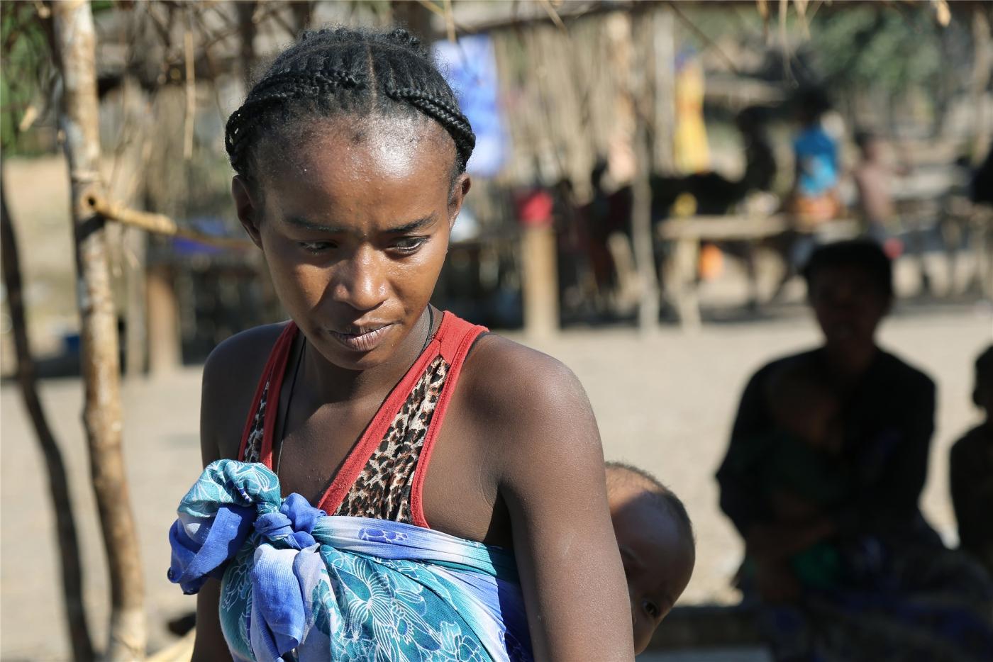 【原创实拍】黑色脸谱  ——行摄南部非洲(人像篇)_图1-19