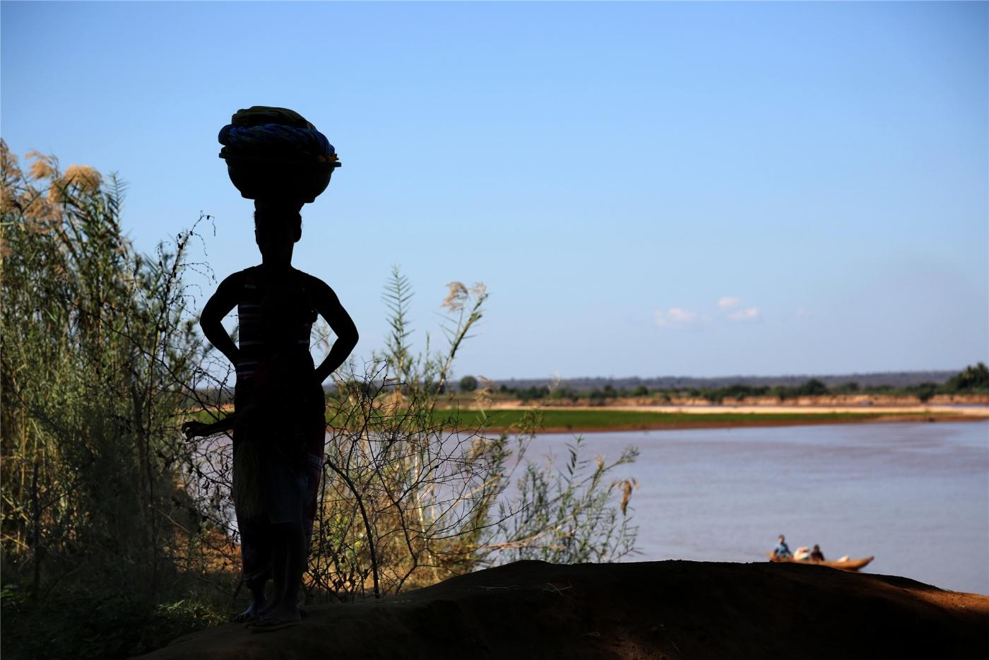 【原创实拍】黑色脸谱  ——行摄南部非洲(人像篇)_图1-20
