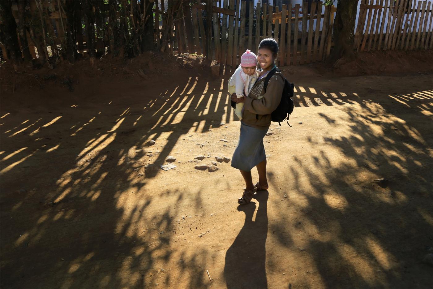 【原创实拍】黑色脸谱  ——行摄南部非洲(人像篇)_图1-21
