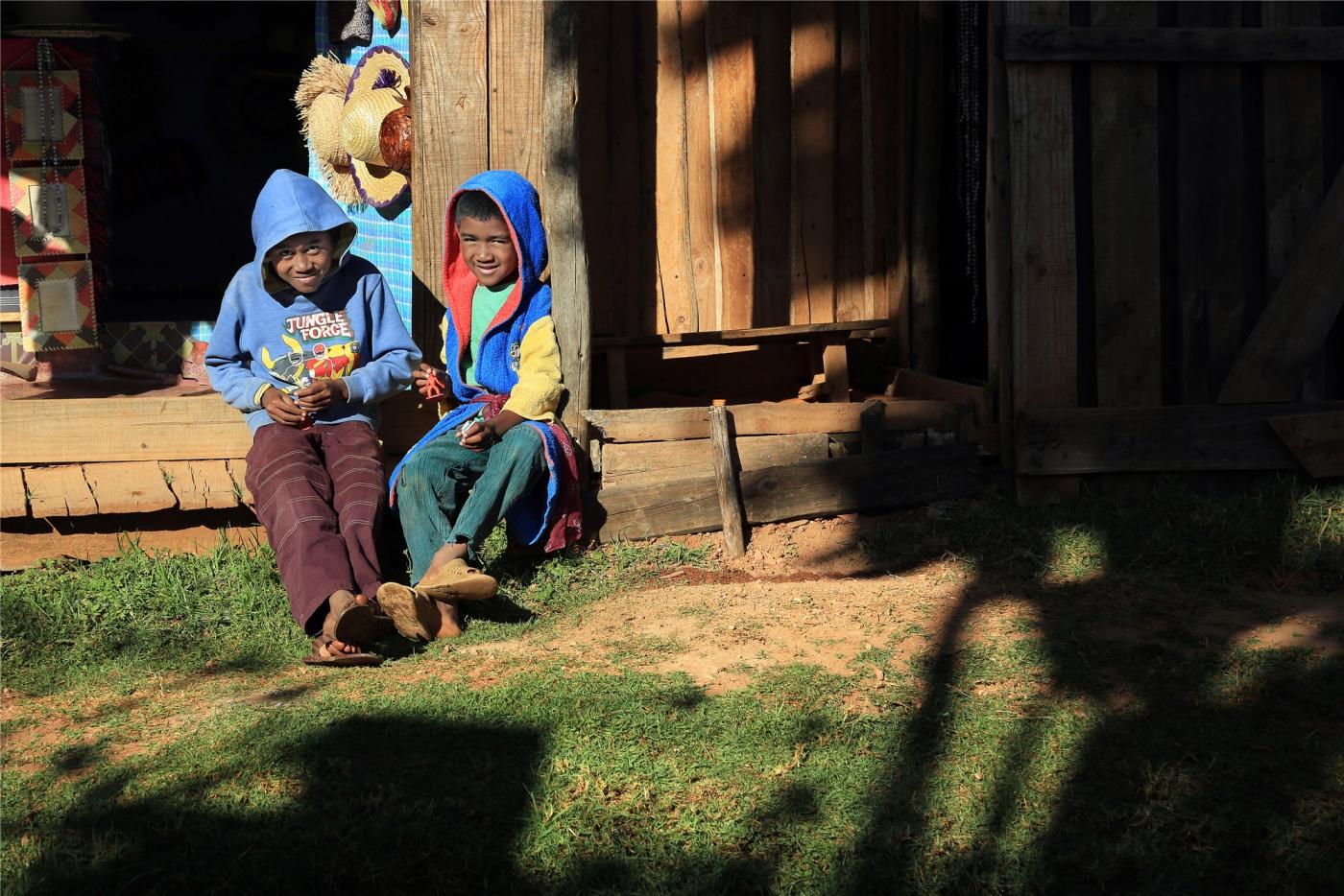 【原创实拍】黑色脸谱  ——行摄南部非洲(人像篇)_图1-23