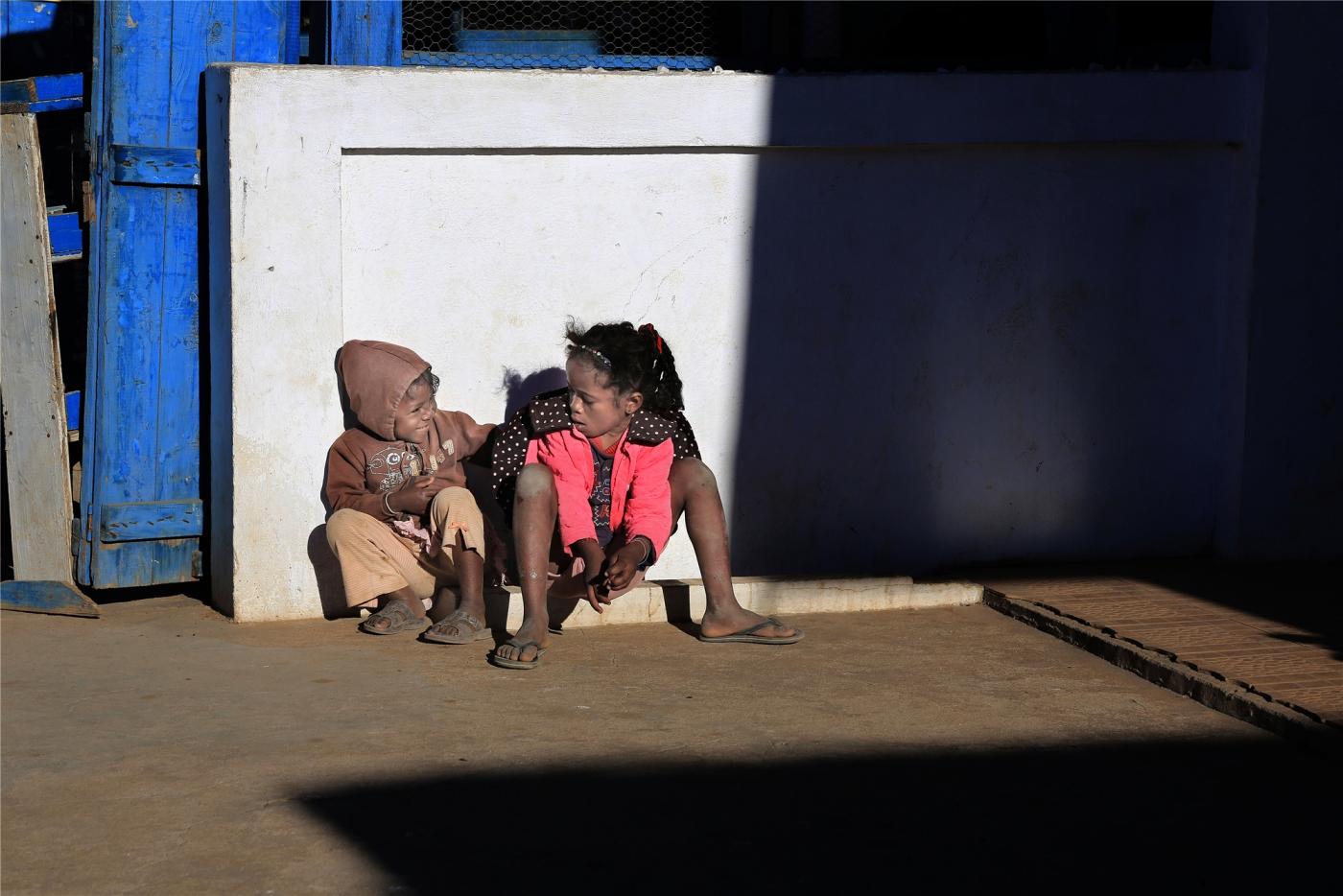 【原创实拍】黑色脸谱  ——行摄南部非洲(人像篇)_图1-24