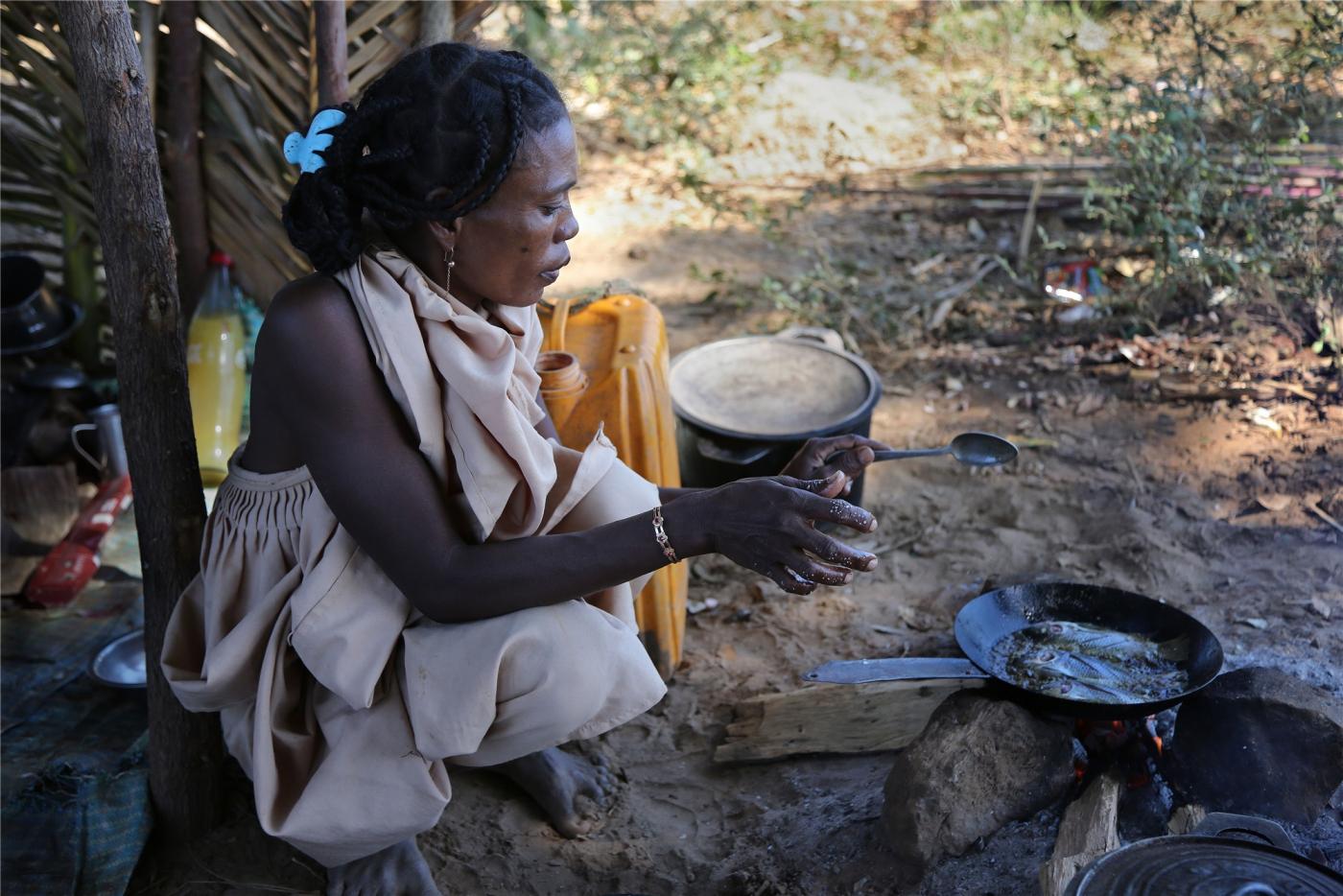 【原创实拍】黑色脸谱  ——行摄南部非洲(人像篇)_图1-28