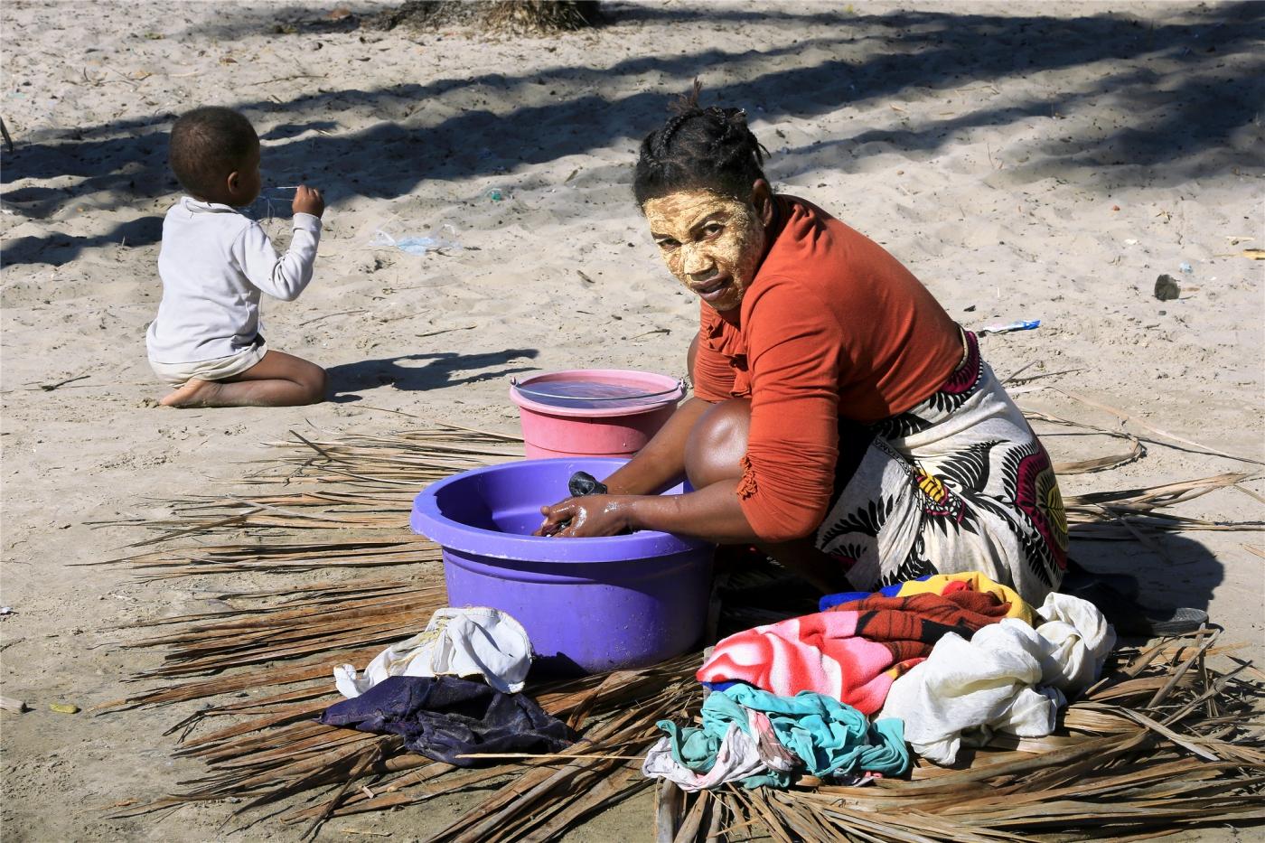 【原创实拍】黑色脸谱  ——行摄南部非洲(人像篇)_图1-29