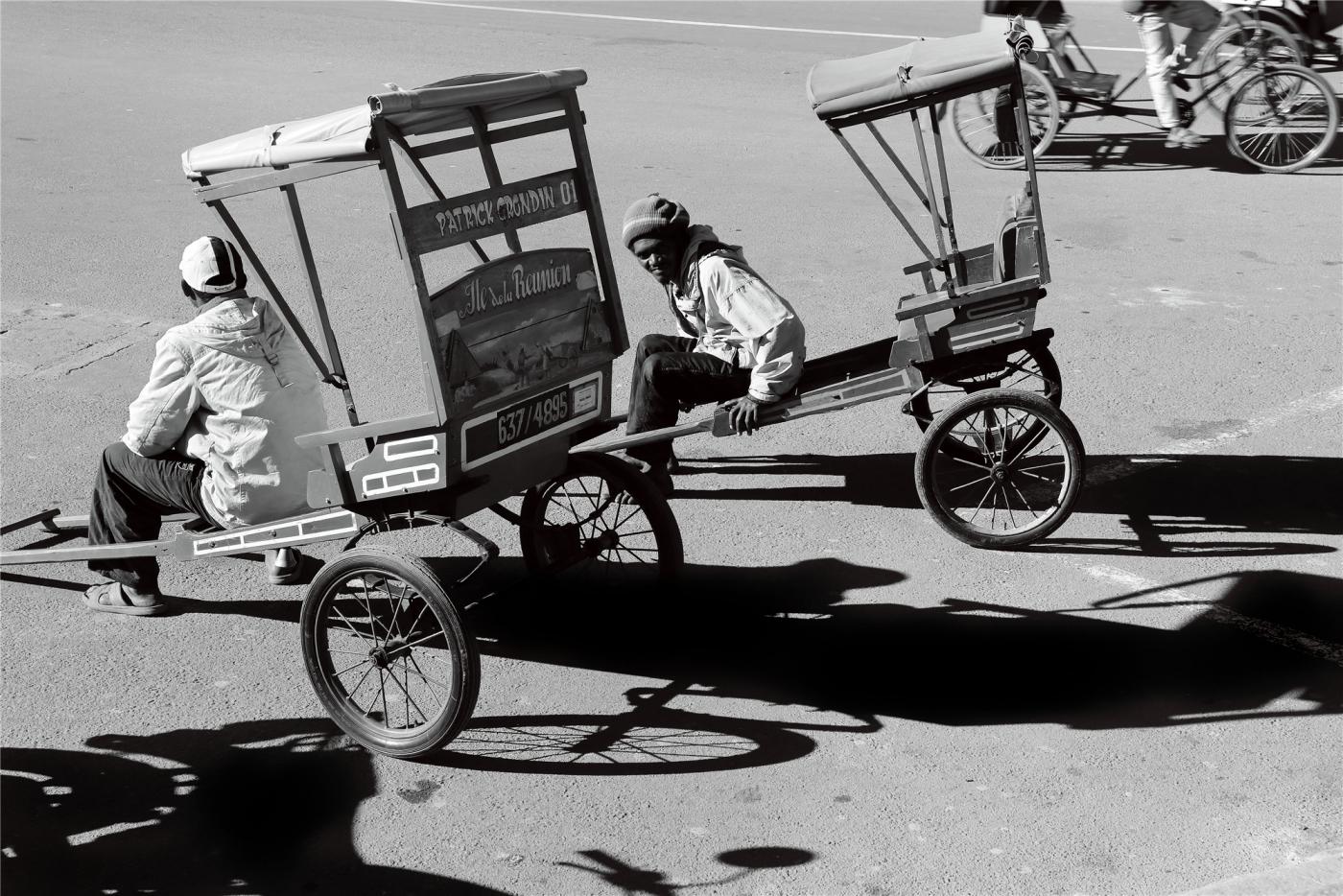 【原创实拍】黑色脸谱  ——行摄南部非洲(人像篇)_图1-30