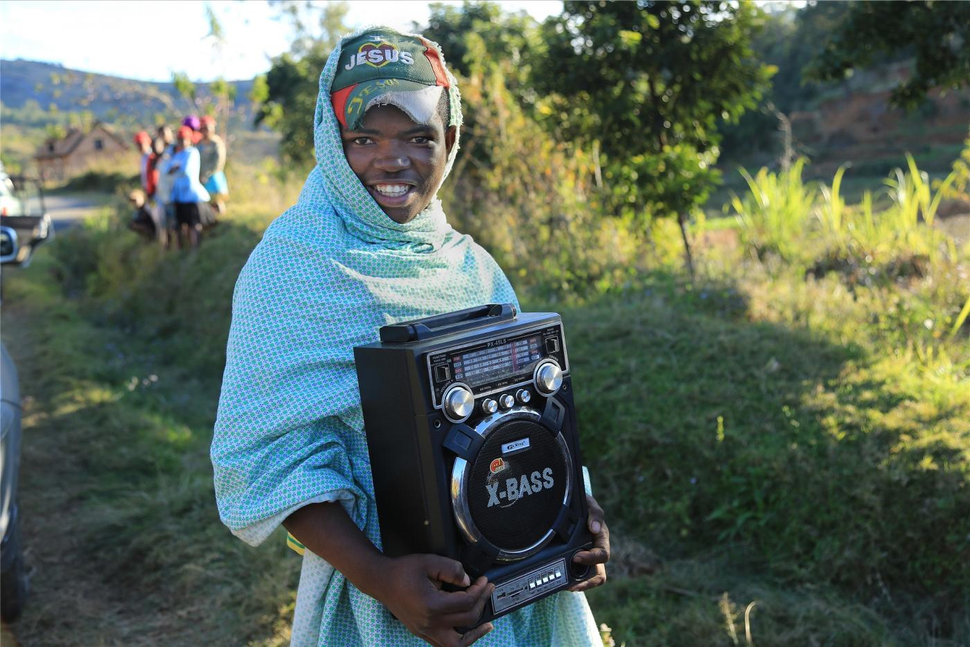 【原创实拍】黑色脸谱  ——行摄南部非洲(人像篇)_图1-31