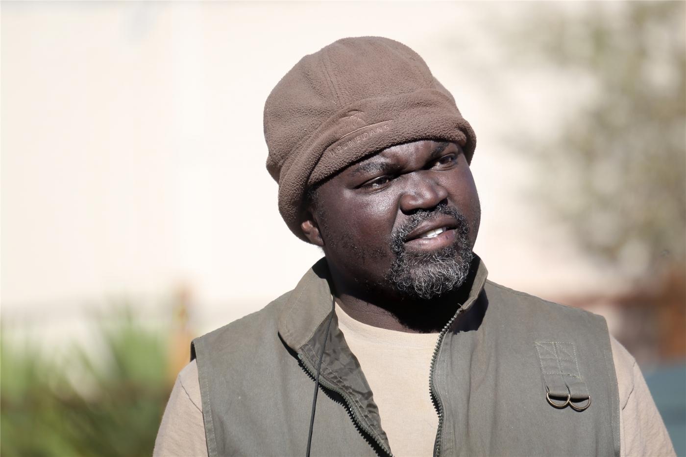 【原创实拍】黑色脸谱  ——行摄南部非洲(人像篇)_图1-32
