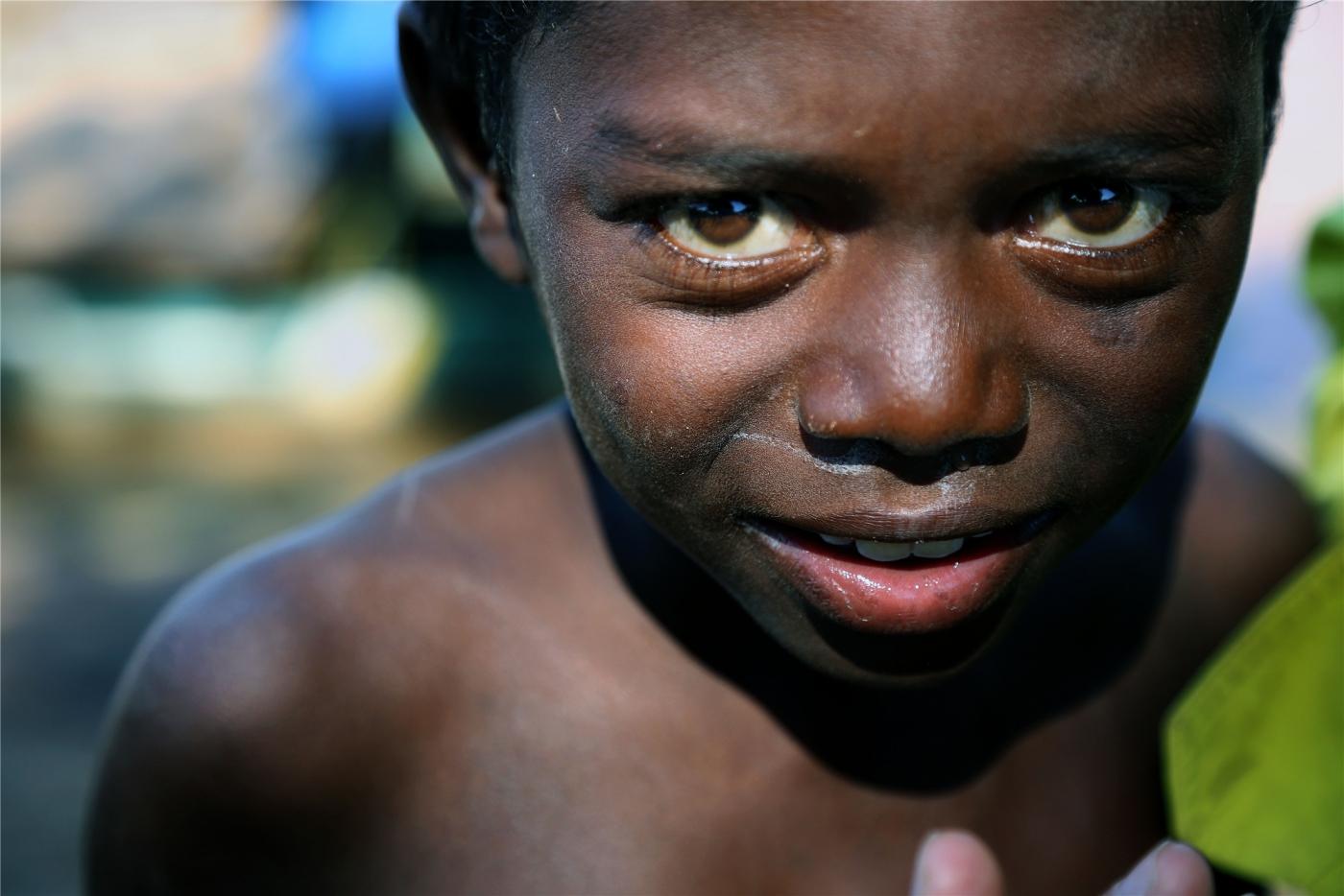 【原创实拍】黑色脸谱  ——行摄南部非洲(人像篇)_图1-33
