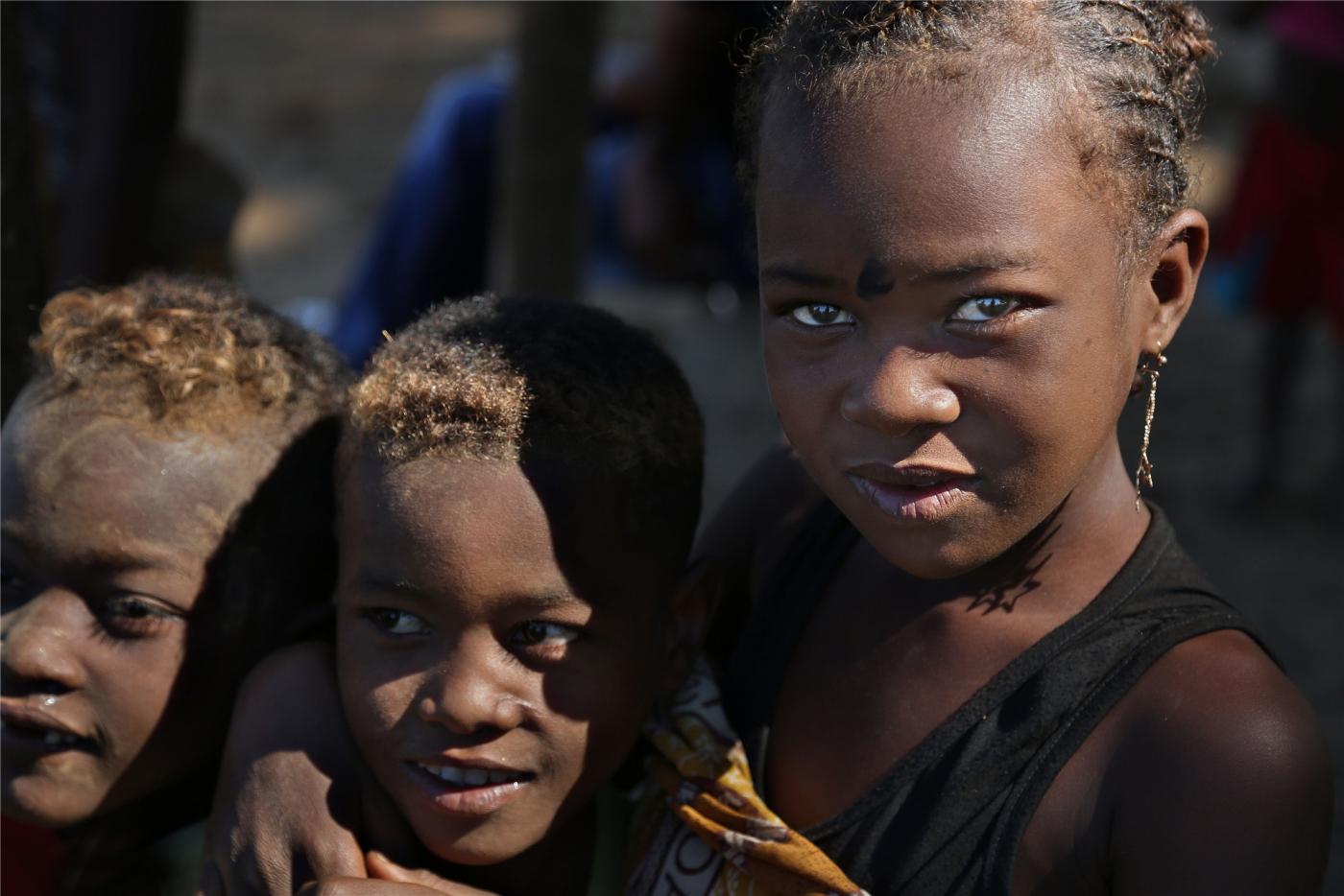 【原创实拍】黑色脸谱  ——行摄南部非洲(人像篇)_图1-35