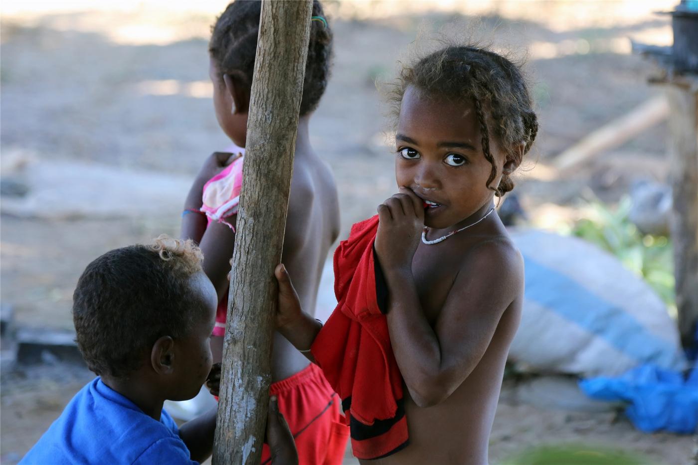 【原创实拍】黑色脸谱  ——行摄南部非洲(人像篇)_图1-36