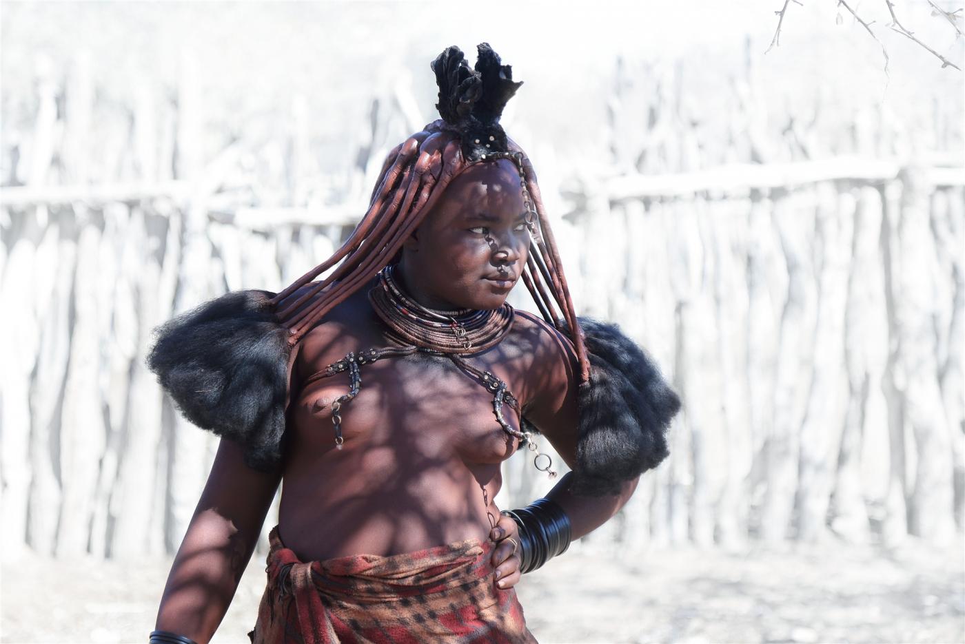 【原创实拍】黑色脸谱  ——行摄南部非洲(人像篇)_图1-38