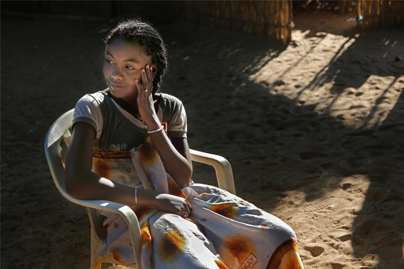 【原创实拍】黑色脸谱  ——行摄南部非洲(人像篇)_图1-40