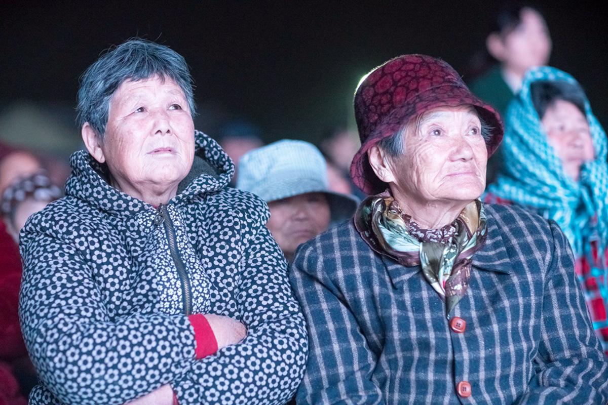 地地道道的沂蒙农民为什么却能走向巡演的舞台_图1-16