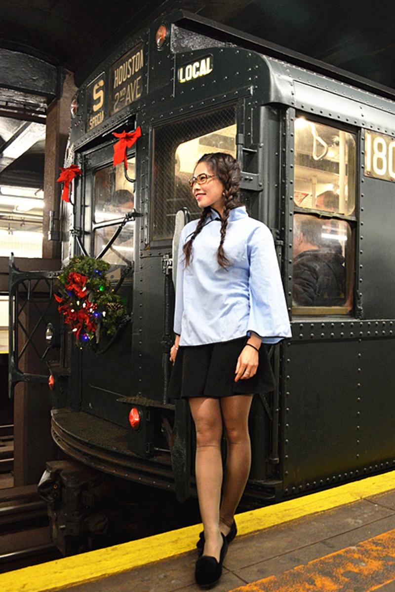纽约客喜迎圣诞(学习拍肖像)_图1-2