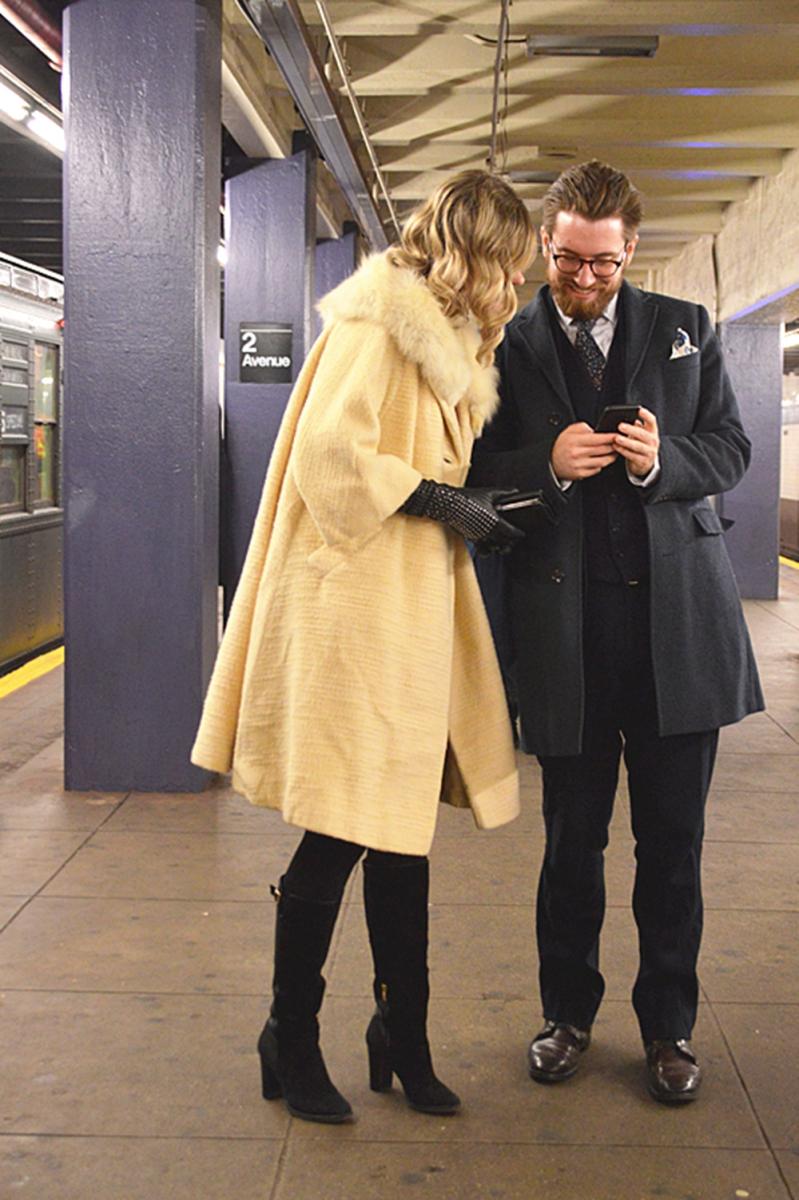 纽约客喜迎圣诞(学习拍肖像)_图1-13