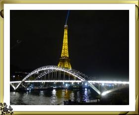 艾菲尔铁塔夜景2016-12-13
