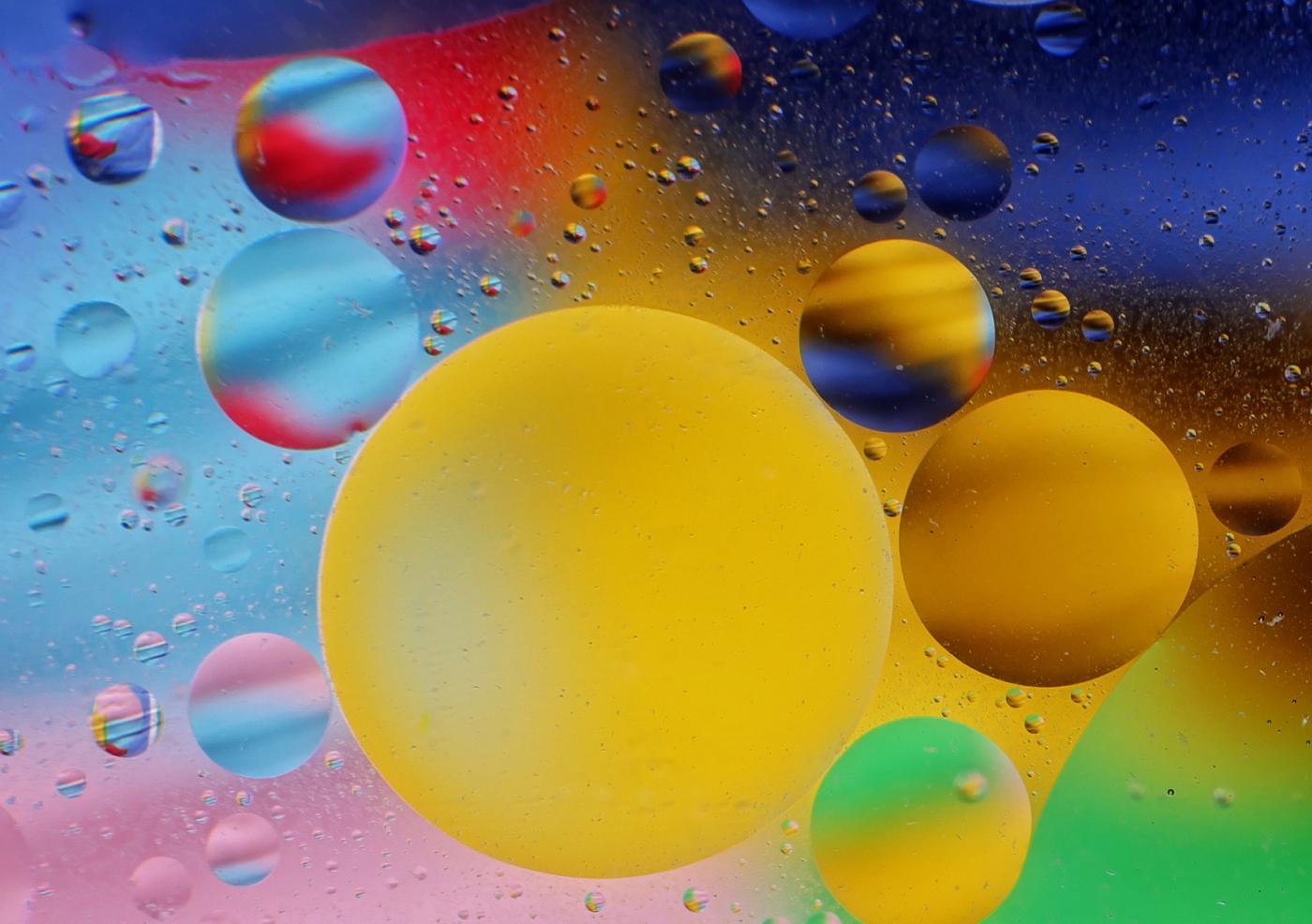 我镜头下的水泡【心想事成】_图1-1