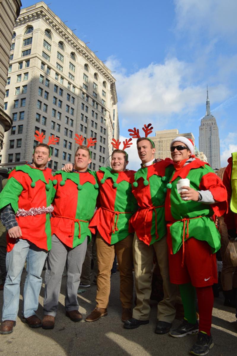纽约客喜迎圣诞(二):圣诞老人节_图1-5