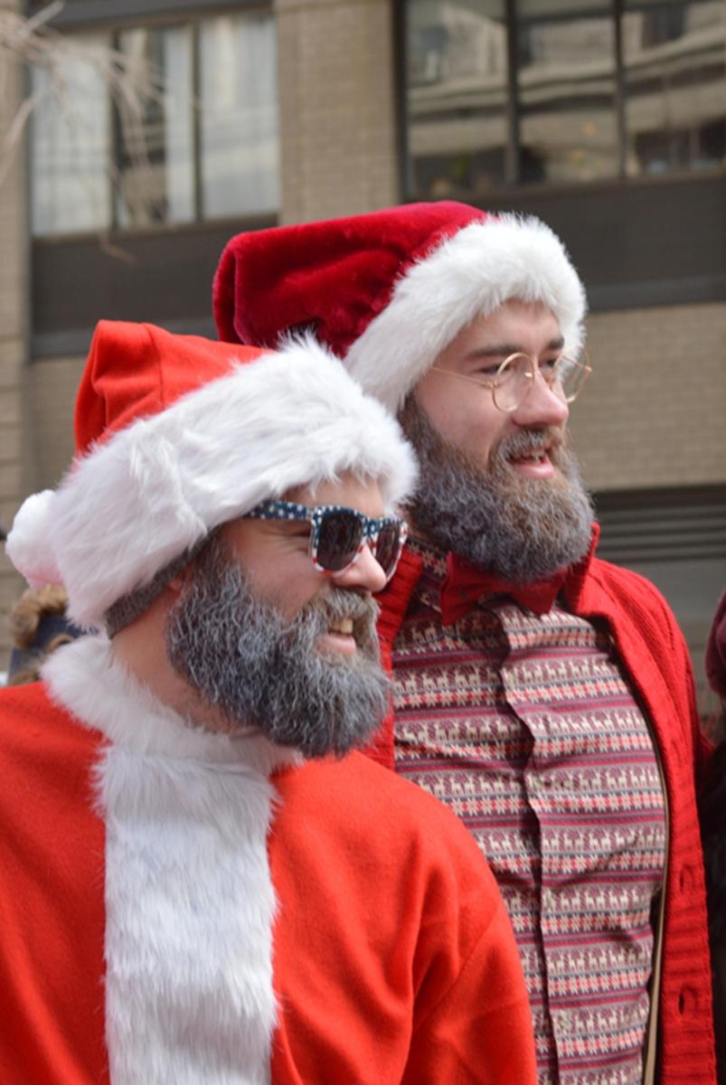 纽约客喜迎圣诞(二):圣诞老人节_图1-10