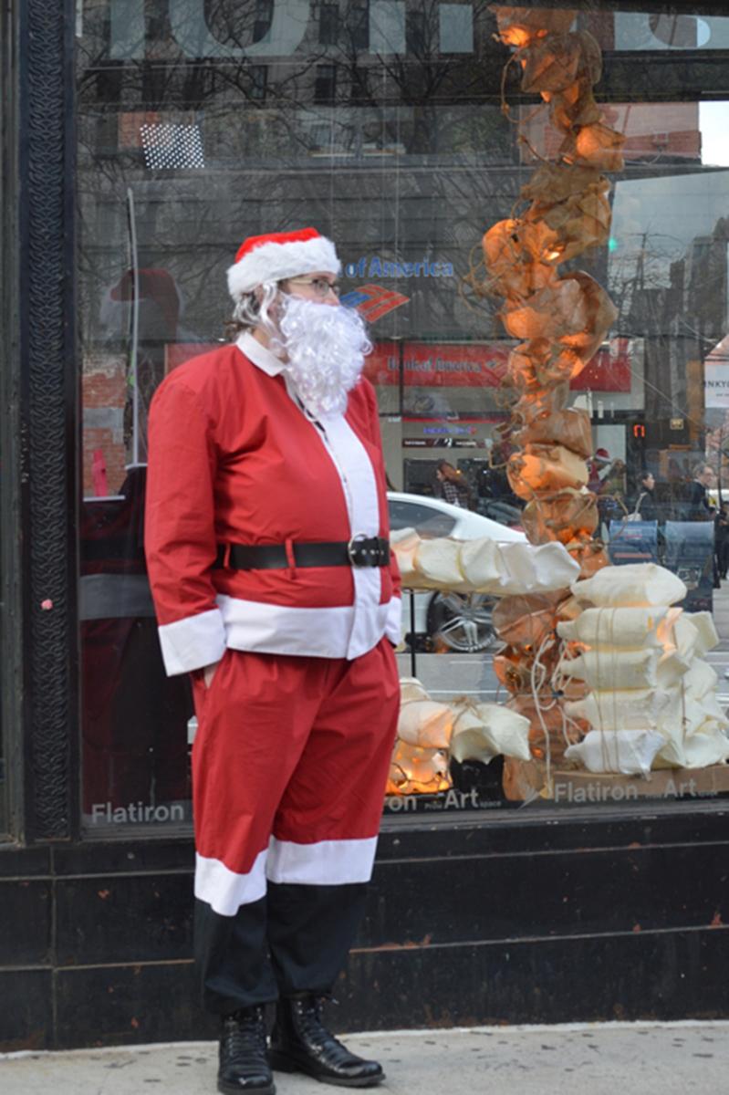 纽约客喜迎圣诞(二):圣诞老人节_图1-19