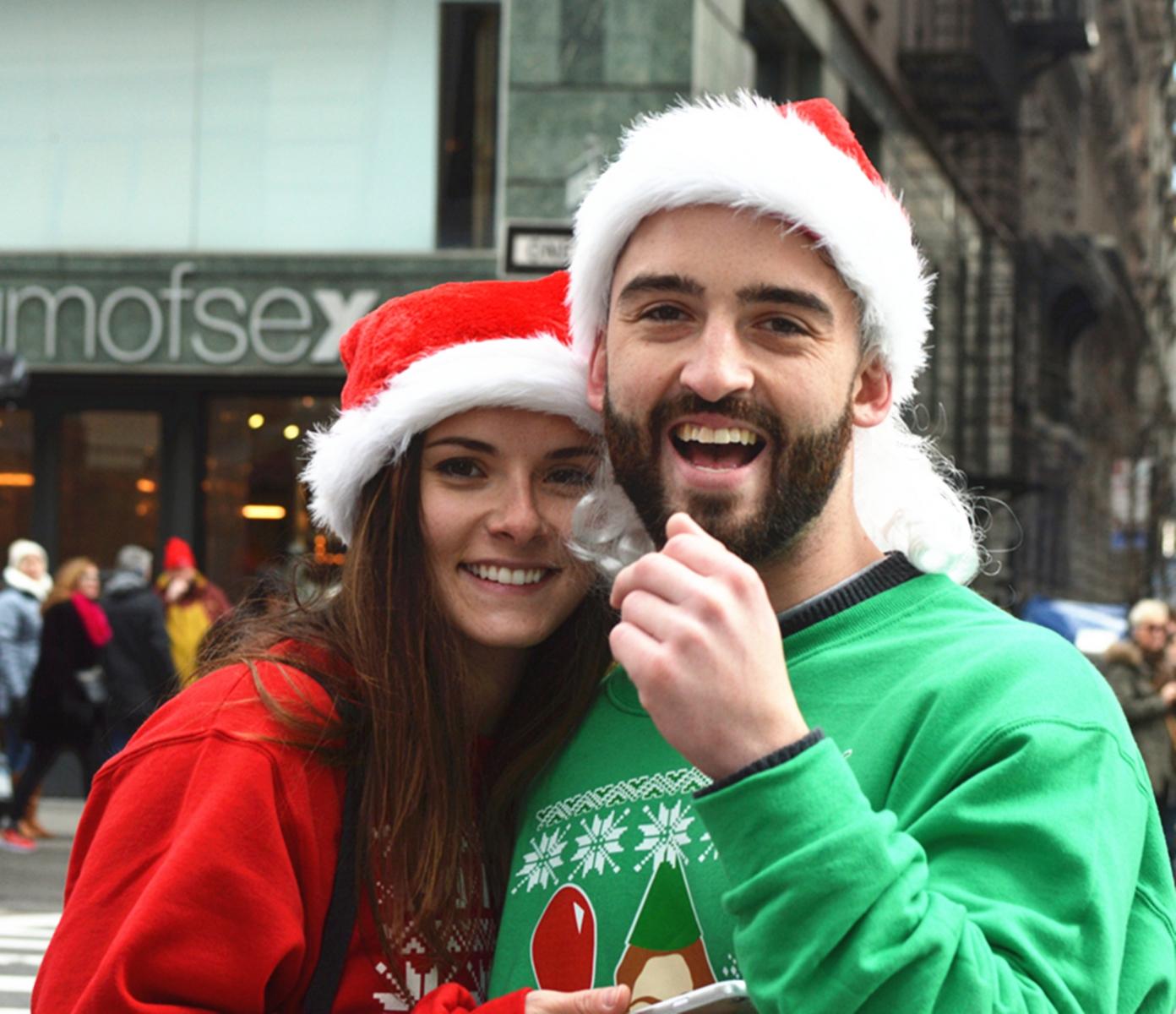 纽约客喜迎圣诞(二):圣诞老人节_图1-25